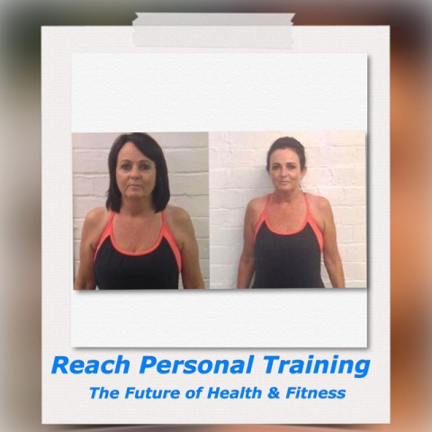 Personal Training Birstall Client Nicky