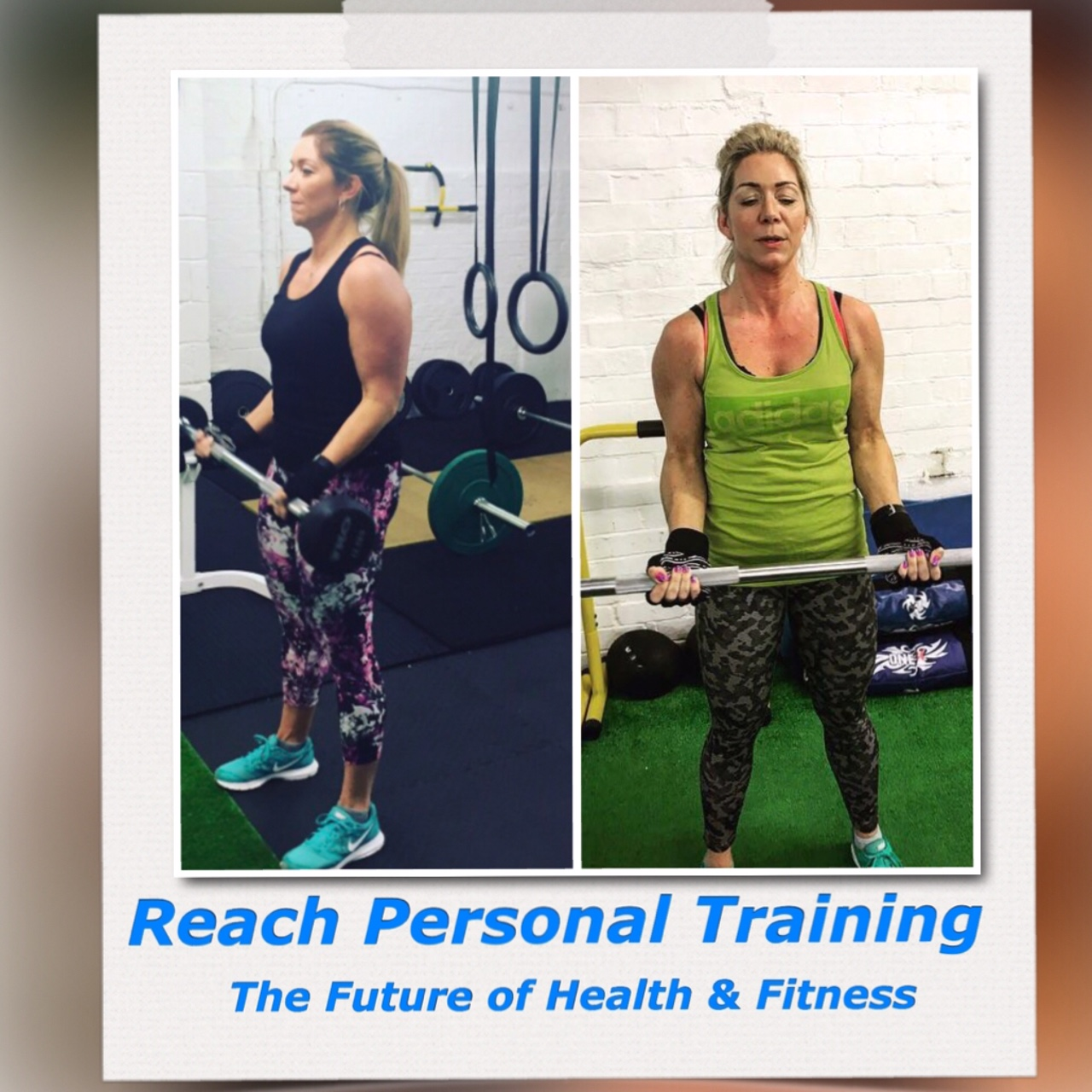 Personal Training Birstall Client Joanna